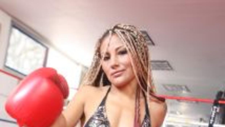 Mariana Juárez fue designada la mejor boxeadora del año por el CBM (Foto...