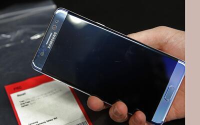 ¿Qué pasa con el Galaxy Note 7?