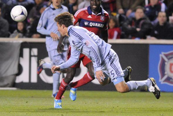 El Sporting se había ido al frente pero no pudo mantener la ventaja.