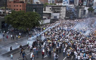 'Gran Plantón Nacional', la protesta de este lunes en Venezuela