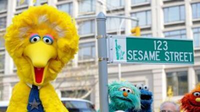 Big Bird incrementó su fama luego de los de bates presidenciales y la ex...