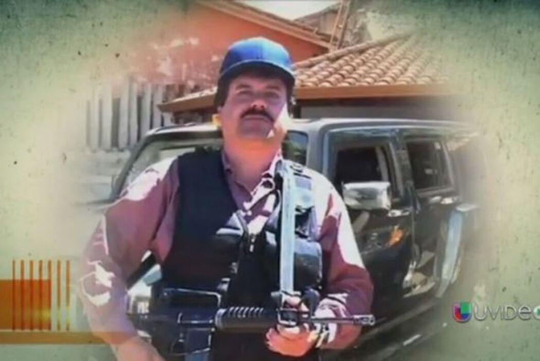 EL CHAPO GUZMÁN, EL ETERNO FUGITIVO.-  En el especial se realizó un recu...