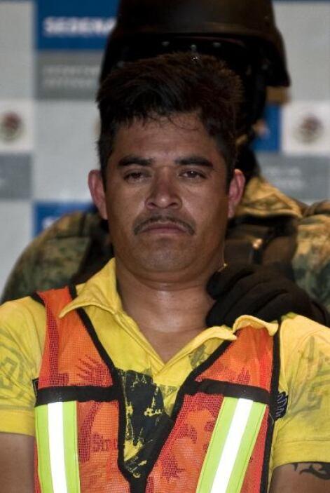Julian Zapata Espinoza, alias 'El Piolín' es el presunto autor material...