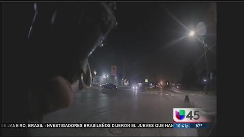 Controversia por uso de cámaras en uniformes de los policías de Houston