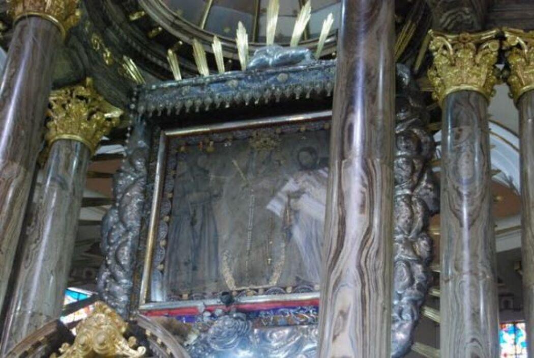Nuestra Señora del Rosario de Chiquinquirá es la más querida de los colo...