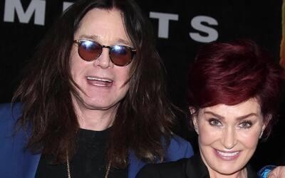 Ozzy y Sharon Osbourne están en terapia de pareja