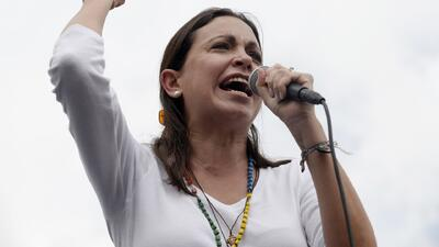 María Corina Machado podría ir a prisión