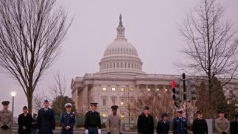 El Día Nacional de Servicio será el primer evento inaugural de la famili...