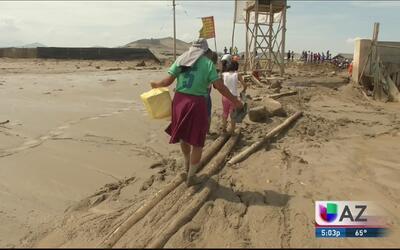 Comunidad peruana de Arizona se une para apoyar a su país