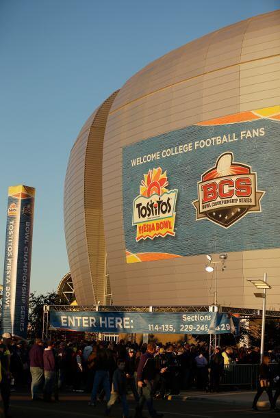 Oregon venció 35-17 a la Universidad Estatal de Kansas en la edición 42...