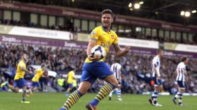 El gol de Jack Wilshere rescató un punto para los 'Gunners', que con est...