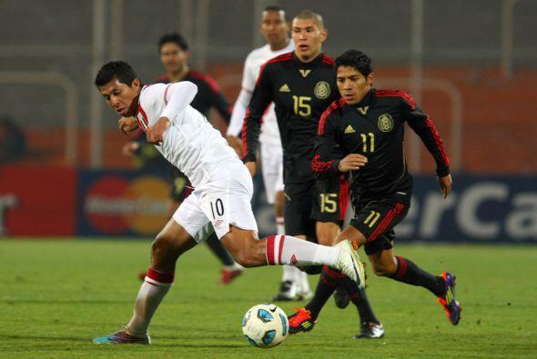 El número 10 de Perú Rinaldo Cruzado fue de los hombres qu...