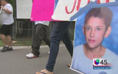 Vecinos del área donde murió Josué Flores presionan para que haya justicia