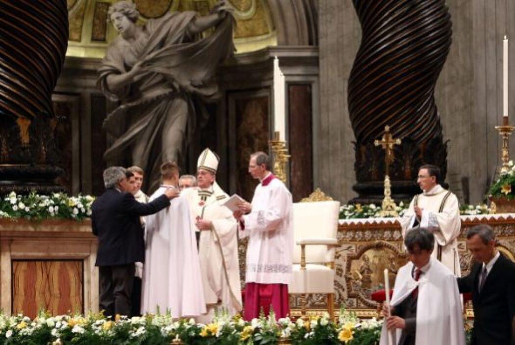 En ella, el pontífice leerá su Mensaje Pascual y, al mediodía y desde la...