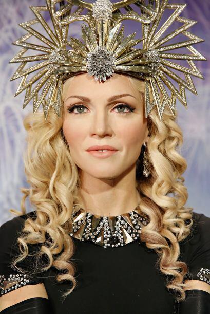 A Madonna le dieron una ayudadita, le quitaron muchas arrugas.