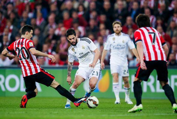 En el cierre de partido el Madrid se nubló por completo y, salvo...