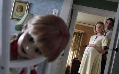 Annabelle: una muñeca de terror