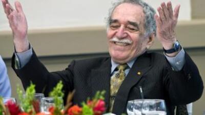El escritor colombianoGabriel García Márquez. (Imagen de Archivo).