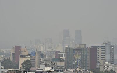 Ciudad de México: alerta por contaminación ambiental