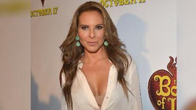 Mensaje de Kate Del Castillo a Univision