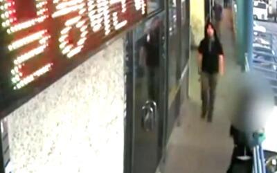'Los Ángeles en un Minuto': buscan al posible sospechoso de atacar a una...