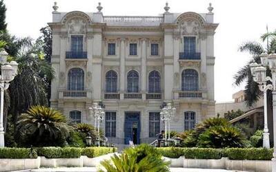 El Museo Mohamed Mahmud Jalil continúa en la mira luego del robo de la f...