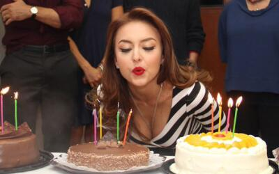 Angelique Boyer cumpleaños