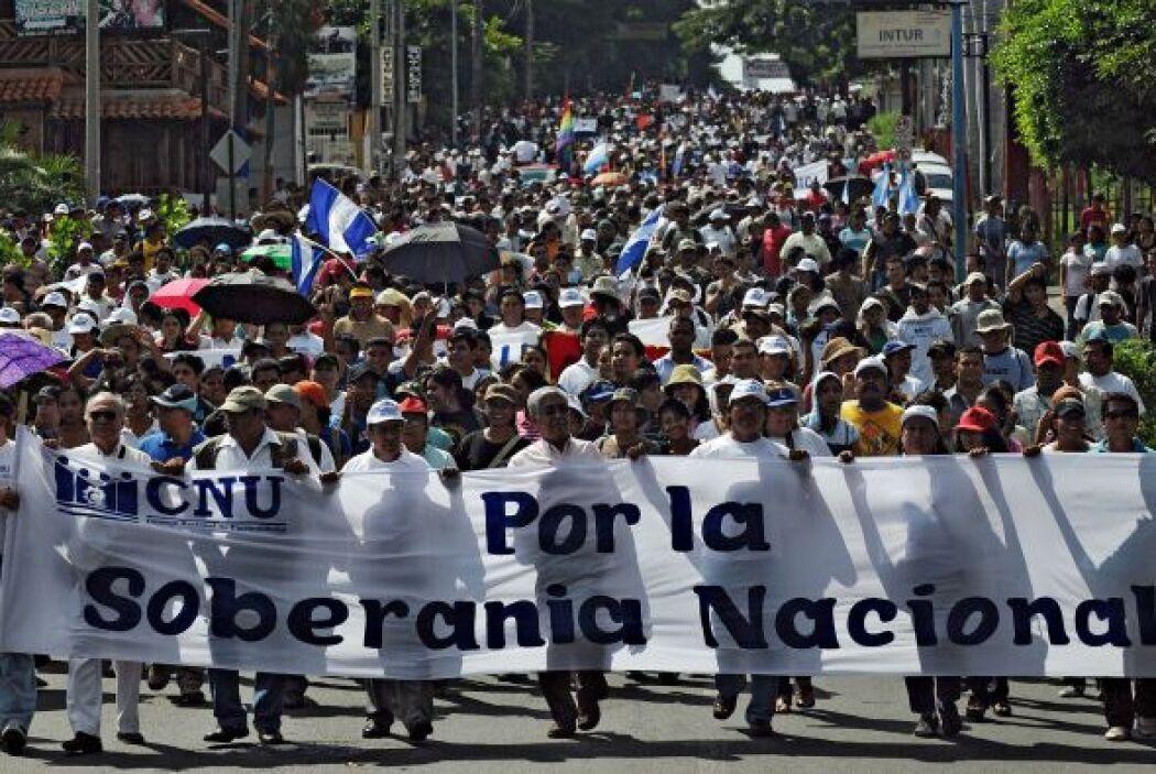 Costa Rica ha creado toda esta situación de manera innecesaria, pues est...