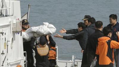Alrededor de 60 muertos confirmados tras naufragio en Corea del Sur