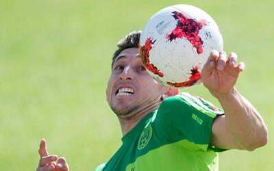 """Héctor Herrera, sobre Costa Rica: """"Hay que hacerlos sentir que están en..."""