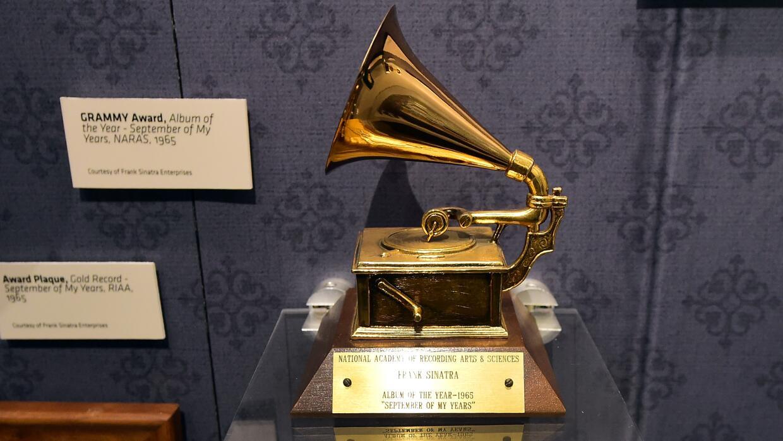 Los Grammys se celebrarán en febrero de 2016