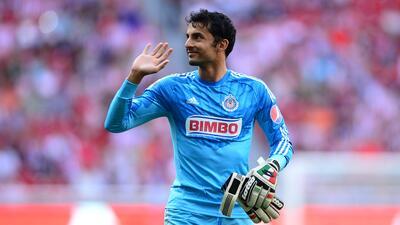 El arquero se convirtió en nuevo jugador de Dorados de Sinaloa.