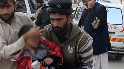 Sube la cifra de muertos tras ataque en Pakistán