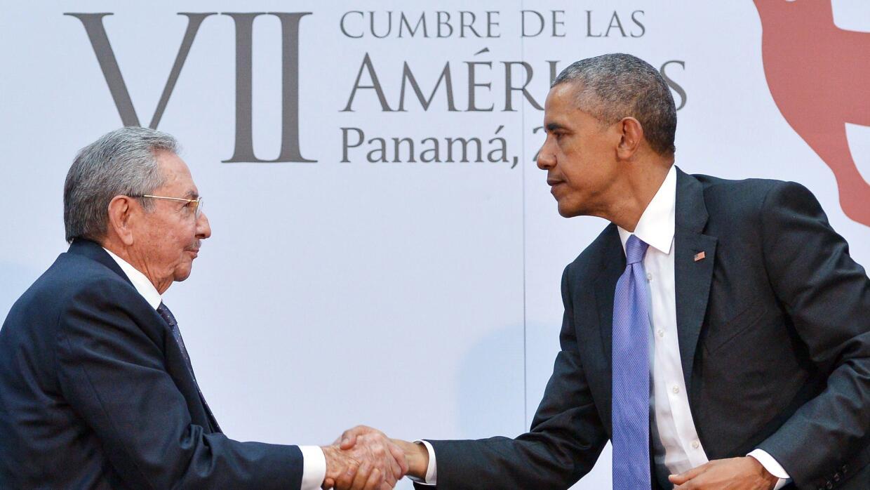 Rubio y Cruz arremeten contra la prevista visita de Obama a Cuba GettyIm...