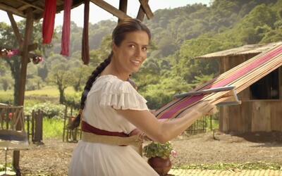 Claudia Álvarez en Simplemente María.