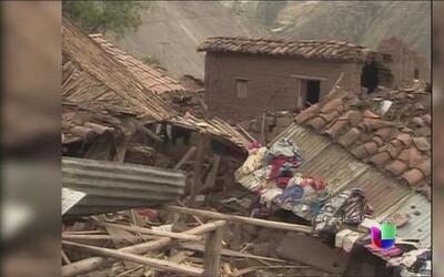 Autoridades en Perú declararon emergencia por 90 días en la zona afectad...