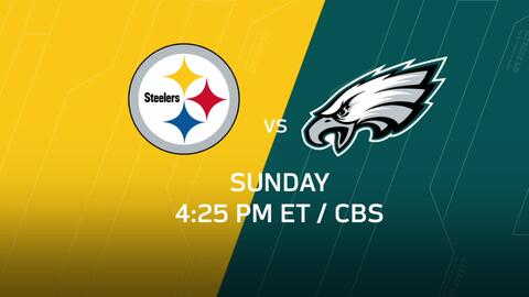 Las claves del Pittsburgh Steelers vs. Philadelphia Eagles