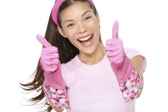 6.- Usa guantes: Cambios de temperatura, jabón, detergentes y tod...