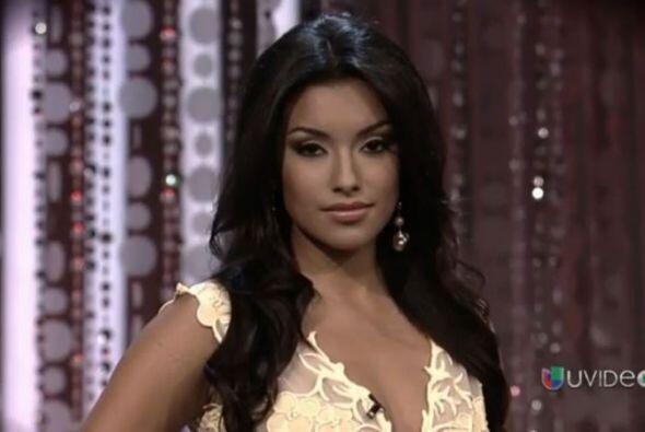 Zuleyka Silver participó en el 2013 y se caracterizó por s...