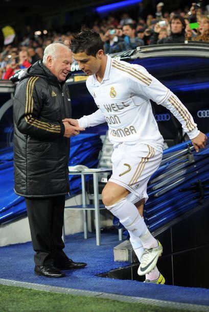 Llegó la fecha 27 de la Liga española y Real Madrid buscaba una nueva vi...