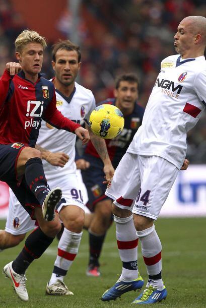 Para finalizar, tenemos el encuentro entre el Genoa y Bologna.