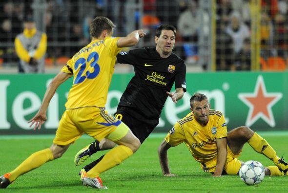 Una nueva jornada de la Champions League nos trajo excelentes partidos y...