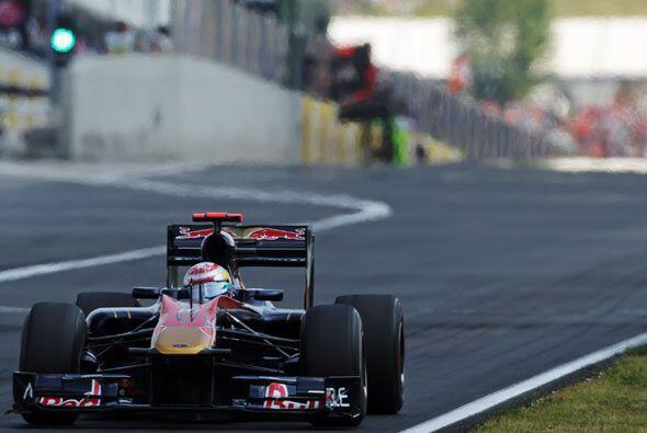 Webber se benefició de una sanción a Vettel y nunca volvi&...