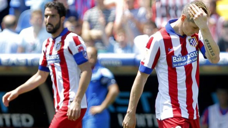 El 'Niño' Torres rescató un punto para el Atlético en los minutos finale...