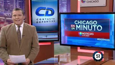 Contacto Deportivo Chicago en un minuto: Se lesiona Rajon Rondo de los C...