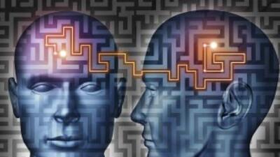 """La palabra """"Hola"""" ha viajado desde el cerebro de un hombre en India al d..."""