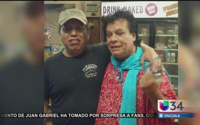 Residentes de Santa Mónica recuerdan con cariño a Juan Gabriel