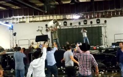 Fans de Gerardo Ortiz hacen destrozos en concierto en Filadelfia