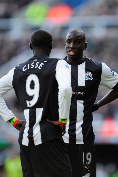 Pero Papiss Demba Cisse le dio la victoria final al Newcastle con el tan...
