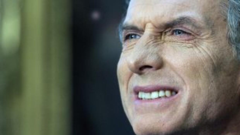 Alcalde de Buenos Aires, Mauricio Macri, en la polémica por el aborto.
